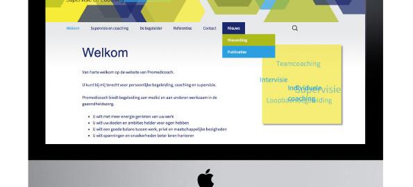 Promedicoach-webdesign-designuur